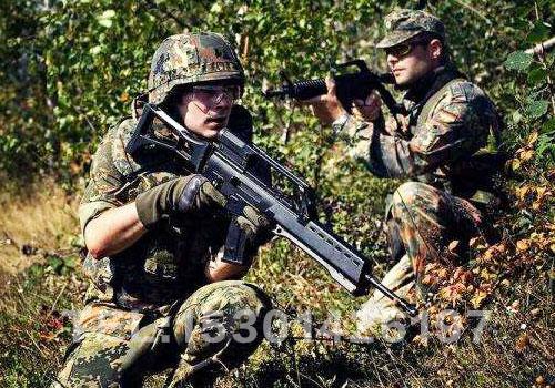 狙击手在团队作战活动中的重要性